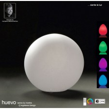 Huevo Small Ball Table Lamp Induction LED RGB Outdoor IP65