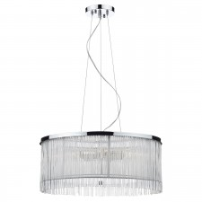 Japan Ceiling Pendant Light (50CM) - 3 Light, White