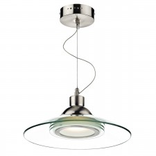 Kasko Curved Pendant LED