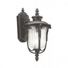 Kichler KL/LUVERNE2/S Luverne Small Wall Lantern