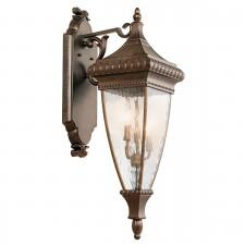 Kichler KL/VENETIAN2/L Venetian Rain Large Wall Lantern