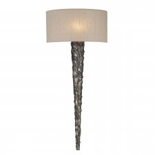 Knurl Wall Light - Bronze
