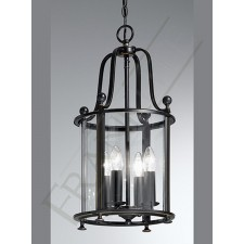 Franklite LA7001/4 Pasillo 4 Light Lantern