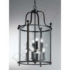 Franklite LA7001/8 Pasillo 8 Light Lantern