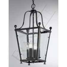 Franklite LA7004/4 Atrio 4 Light Lantern