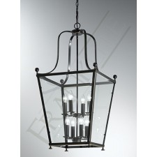 Franklite LA7005/8 Atrio 8 Light Lantern