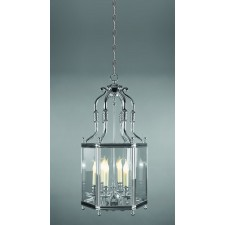 Impex Regal Lantern Chrome - 6 Light