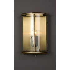 Impex Orly Wall Light Antique Brass - 1 Light
