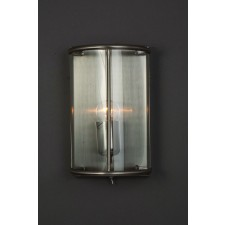Impex Orly Wall Light Satin Nickel - 1 Light