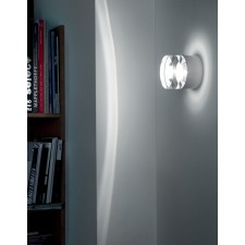 O-Optikal Wall Lamp - Metallic Nickel