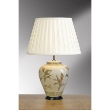 Luis Collection LUI/ARUM CREAM Arum Lily Table Lamp