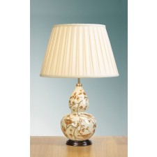 Luis Collection LUI/AUTUMN LEAF Autumn Leaves Gourd Table Lamp