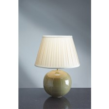 Luis Collection LUI/CANTELOUPE S Canteloupe Small Table Lamp