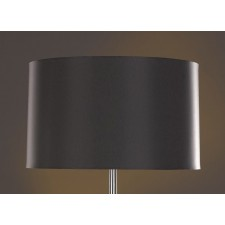 Luis Collection LUI/LS1002 Charcoal 40cm Cylinder Shade