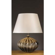 Luis Collection LUI/RIB PUMPKIN Ribbed Pumpkin Table Lamp