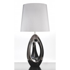 Luis Collection LUI/SPINNAKER PW Spinnaker Pewter Table Lamp