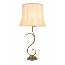 Elstead LUN/TL BRONZE Lunetta Table Lamp Bronze