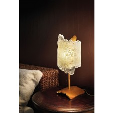 Madrid Table Lamp - 1 Light, Copper Red