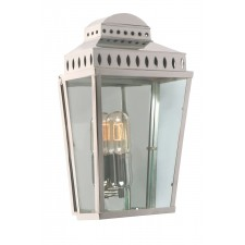 Elstead MANSION HOUSE PN Mansion House Wall Lantern Polished Nickel