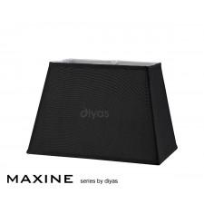Diyas Maxine Rectangular Shade 1 Light Black
