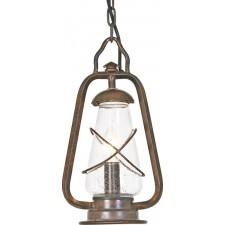 Elstead MINERS CHN Miners Chain Lantern