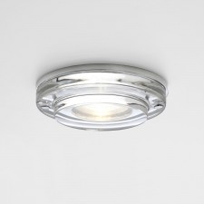 Astro Lighting Mint 230v Downlight - 1 Light, Polished chrome