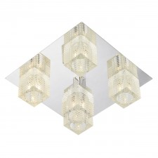 Oswald Flush Ceiling Light