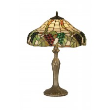 Oaks Lighting OT 0209/16 TL Grapes Ii Tiffany