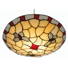 Oaks Lighting OT 1000 RD Butterfly Red Easy Fit