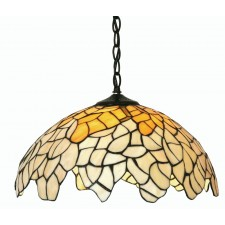 Titania Tiffany Ceiling Light - Pendant