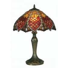 Orsino Tiffany Table Lamp - Large
