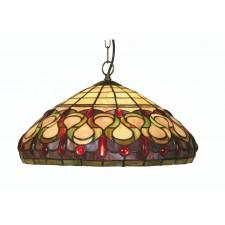 Oberon Tiffany Ceiling Light - Pendant