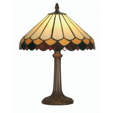 Lysander Tiffany Table Lamp - Medium