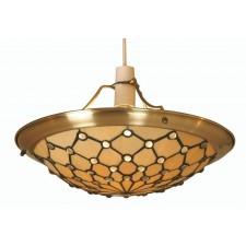 jewel Tiffany Ceiling Light - Uplighter
