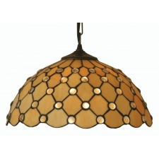Jewel Tiffany Ceiling Light - Pendant