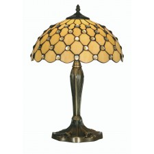 Jewel Tiffany Table Lamp - Large