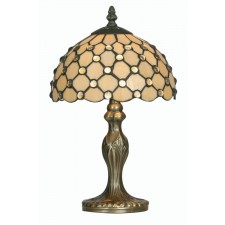 Jewel Tiffany Table Lamp