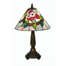 Belle Tiffany Table Lamp - Medium