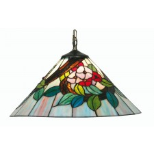 Belle Tiffany Ceiling Light