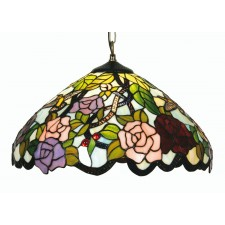 Aspen Tiffany Ceiling Light