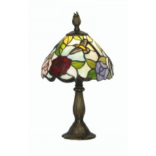 Aspen Tiffany Table Lamp - Small