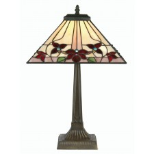Camillo Tiffany Table Lamp - Large
