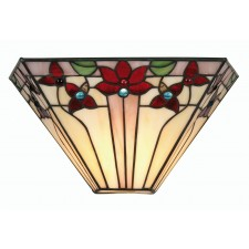 Camillo Tiffany Wall Light