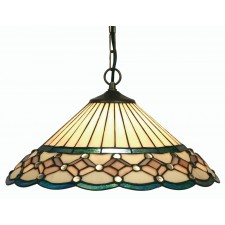 Aster Tiffany Ceiling Light - Pendant