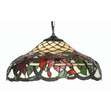 Adara Tiffany Ceiling Light