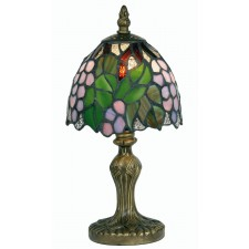 Tiffany Table Lamp - Grapes 6""