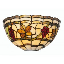 Grapes Tiffany Wall Light
