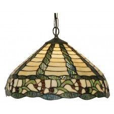 Sawyer Tiffany Ceiling Light