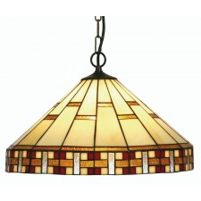 Aremisia Tiffany Ceiling Light - Pendant