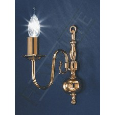 Franklite PE7911 Delft 1 Light Bracket